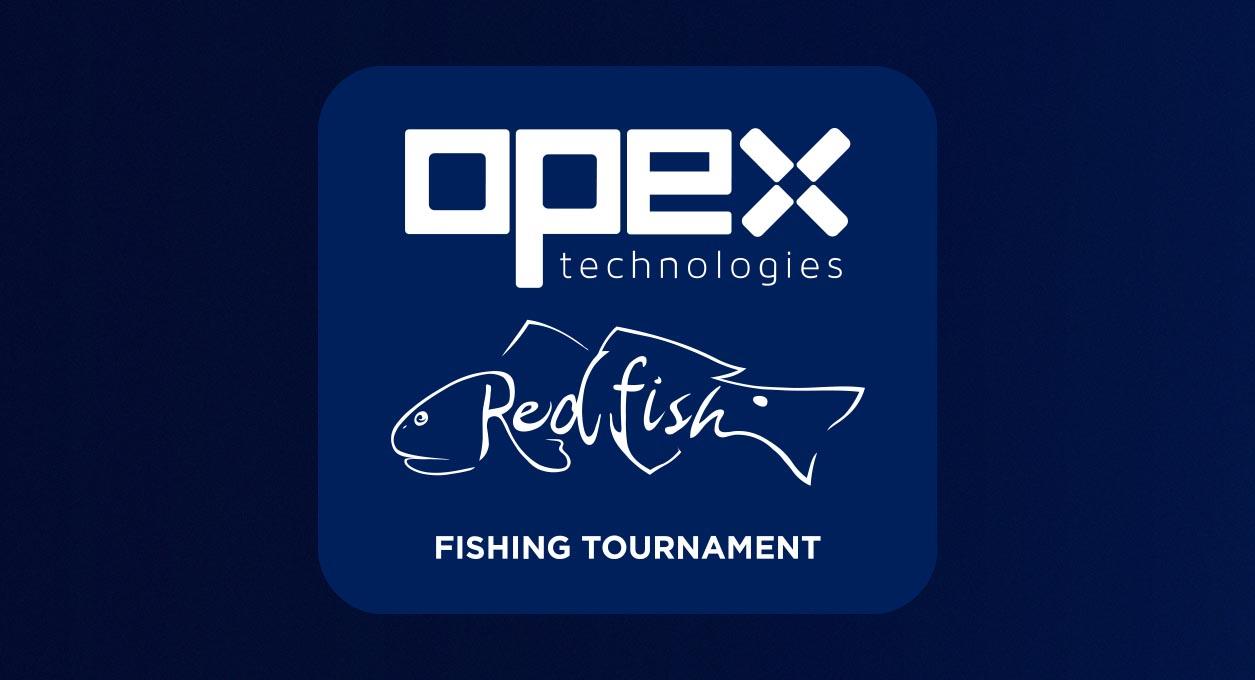 Opex Redfish Fishing Tournament