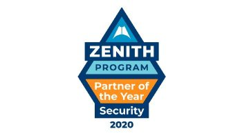 Zenith Program - partner of the year (security)